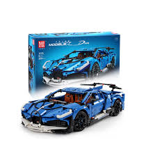 Little tweaks can make the fastest car even faster. Mould King 13125 Bugatti Divo Super Sports Car Building Blocks Toy Set Buildingtoystore Com