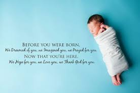 Birth Announcement Quotes