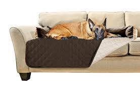 dog bed furniture. Amazon.com : Furhaven Pet Sofa Buddy Furniture Cover Protector Bed For Dogs And Cats, X-Large, Espresso/Clay Supplies Dog D