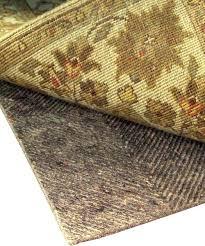 best rug pad for hardwood floors non slip rug pad safe for hardwood floors