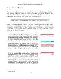Examples Of Descriptive Essay About A Place Example For Descriptive Essay Place Descriptive Essay Sample