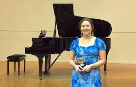 Music student youngest ever member of Voices NZ choir , Home, Otago  Connection, University of Otago, New Zealand