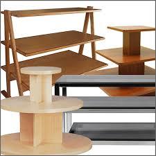 3 tier display tables