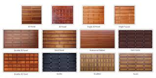wood garage door texture. Garage Doors Wood Door Texture