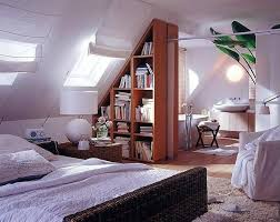 Pleasing Attic Bedroom In Home Decorating Ideas with Attic Bedroom
