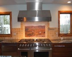 Kitchen Tile Backsplash Murals Custom Tile Murals From Your Art Or Photo Tile Art Reproduction