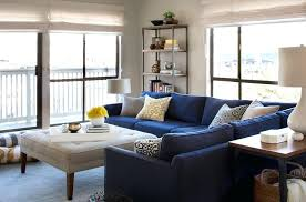 blue sectional sofa transitial navy microfiber living room for blue sectional sofa with recliners navy canada leather