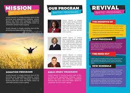 Church Welcome Brochure Samples 25 Church Brochure Templates