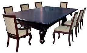 Pool table dining top Slate Breathtaking Pool Table Dinner Top Newspodco Pool Table Dining Top Diy Covenantpowerclub