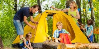 3 Outdoor Activities to Entertain the Family at Your Campsite Deep