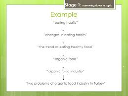 "expository essay process pre writing stages the essay process  3 example ""eating"