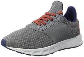 adidas running shoes for girls. adidas falcon elite 5 xj \u2013 deportepara shoes children, grey (grey/ftwbla running for girls