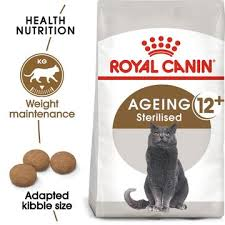 <b>ROYAL CANIN</b>® <b>Ageing Sterilised</b> 12+ Senior Dry Cat Food