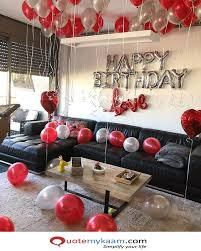 1000 birthday room decoration ideas
