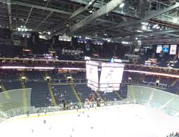 Nationwide Arena Seating Chart Nationwide Arena Section 219 Seat Views Seatgeek