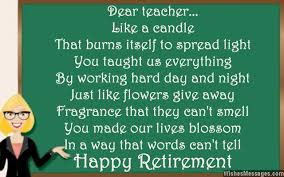 Teacher Retirement Quotes. QuotesGram