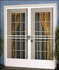 double storm doors. Double Screen Doors Storm