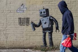 on most famous wall artist with banksy the world s most famous graffiti artist youtube