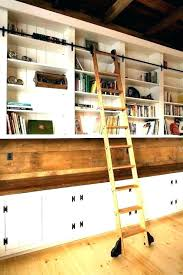bookcases bookcase rolling ladder with library bookshelf enchanting diy bookcase rolling ladder