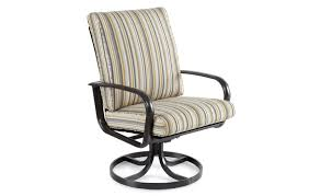 high back arm dining chair wsm2200 exeter cushion modern patio dining chair cushions with