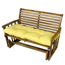 Outdoor Bench Cushions Yellow Trends Outdoor Bench Cushions