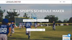 Sports Team Schedule Maker League Tournament Scheduler Leaguelobster Schedule A