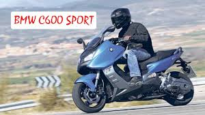BMW Convertible bmw c600 sport review : BMW C600 SPORT Review - YouTube
