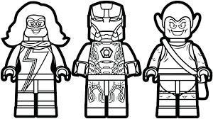 Marvel Coloring Pages Marvel Color Pages Free Printable Marvel