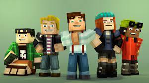 MC:SM Wallpaper - Cinema 4D Minecraft ...
