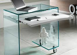 tonelli work box glass desk glass desks home office glass corner desks home office