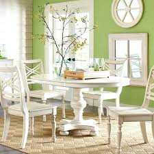 white round breakfast table innovative round white dining table riverside placid cove round dining table white