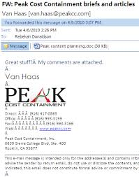 Company Email Signature B2b Email Signatures Gone Wild