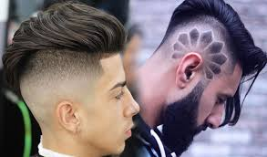 undercut hairstyle men 2017