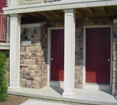 square craftsman permacast columns