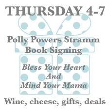 Polka Dots - Come meet Polly Powers Stramm, local author...   Facebook