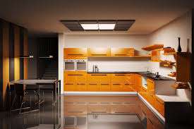 Modern Kitchen Furniture Modern Orange Kitchens Kitchen Design Ideas Blog