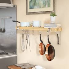 pot rack shelf. Wonderful Pot Wall Mounted Pot Rack Intended Shelf N
