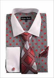 Pattern Shirt With Pattern Tie Interesting Inspiration Ideas