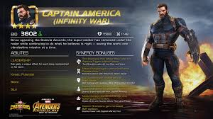 Captain America Infinity War Comes To Marvel Contest Of