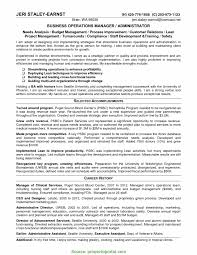 Great Business Operations Manager Job Description Business