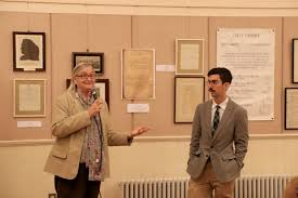 Successful Opening Reception for 325th Historical Exhibit - First Parish in  Lexington
