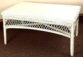 wicker rattan coffee tables white rattan coffee table used white wicker coffee table wicker rattan side