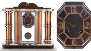 Futuristic Clock 18 Amazing Art Deco Clocks From A Futuristic Past Pr1mes Blog