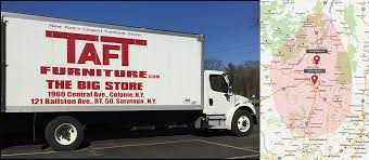 Taft s Delivery Service Furniture & Mattress Stores in Albany