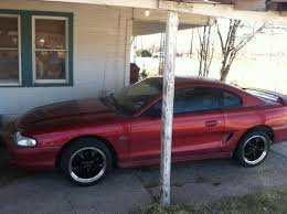 Mustang Bullitt Black Wheel & Sumitomo Tire Kit - 17x9 (94-98 All ...