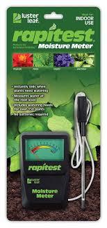 Plant Moisture Meter Chart Soil Plant Moisture Meter Home Gardening In 2019