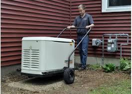 Generac installation Backup Installing Generator Generac Power Products Generac Power Products How Does Home Installation Work