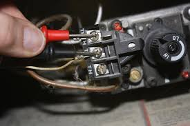 gas valve wiring th tr gas image wiring diagram gas fireplace repair how to test your thermopile generator my on gas valve wiring th tr