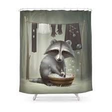 rac shower curtain waterproof polyester fabric bathroom decor multi size printed shower curtain with 12 hooks shower curtains