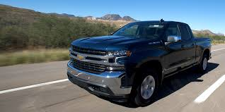 Chevy Truck Gas Mileage Chart First Drive 2019 Chevy Silverado 4 Cylinder Is A Mixed Bag
